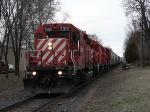 CP 6018 leads 580 through Winona
