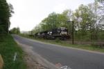 The Second Rail Train