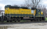 Housatonic 3603 at Canaan Shops