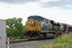CSX R647 approaches Tobacco Road southbound at 6:03pm 5/22/09