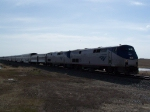 Amtrak Train No. 7/27 (Empire Builder) Blows By at a Cool 79mph