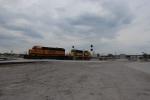 Lite Power on KCT to Argentine Yard