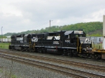 Norfolk Southern 5353 and 5178
