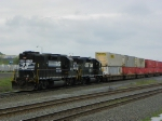 Norfolk Southern 5178 and 5353