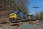 EB CSX Coal train