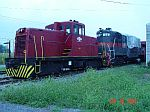 Switcher and Geep for East Penn Senic
