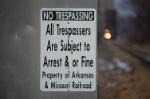No Trespassing!!