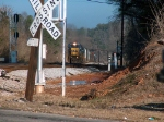 CSX Q689 Through Roanoke, AL