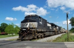 NS 335 Rolling West in Smiths Station, AL