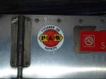 P&W sticker
