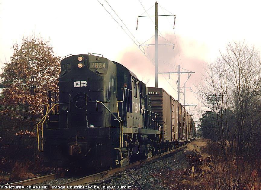 CR 7634