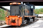 The other half of AB's locomotive fleet.