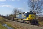 Conrail Work Train