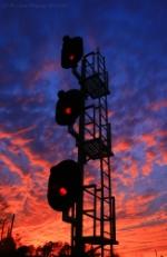 Signals on CSX Abbeville Sub.