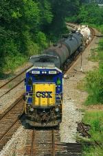 CSXT 5657