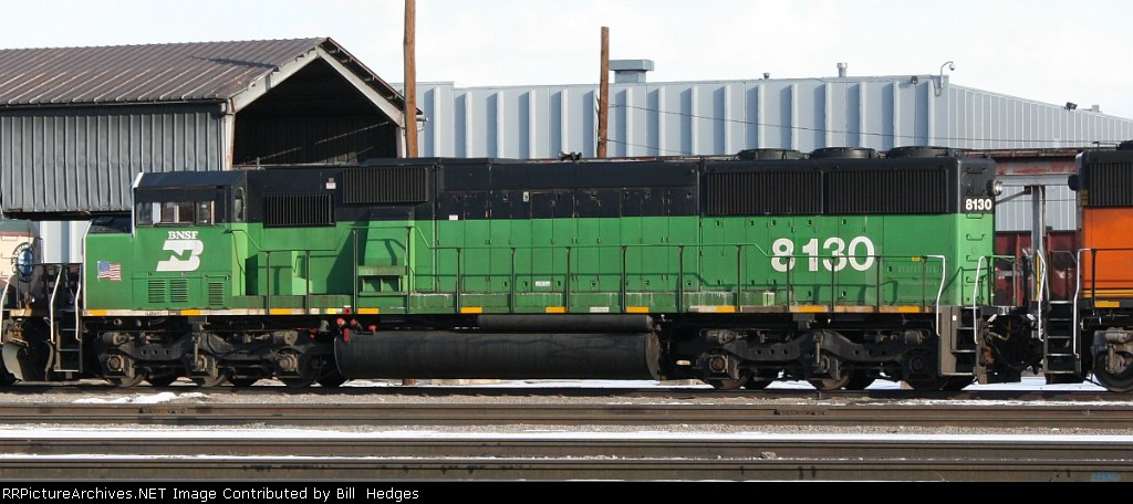 BNSF 8130