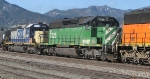 BNSF 7025