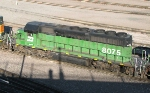 BNSF 8075