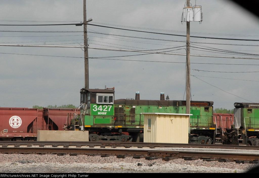 xBN BNSF 3427