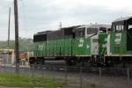 xBN BNSF 8101