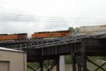 BNSF 7545