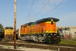 The last BNSF H2 Repaint?