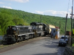 Norfolk Southern at the Allentown Hump