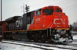 CN 8936, EMD SD70M-2, NEW at the ex IC Yard