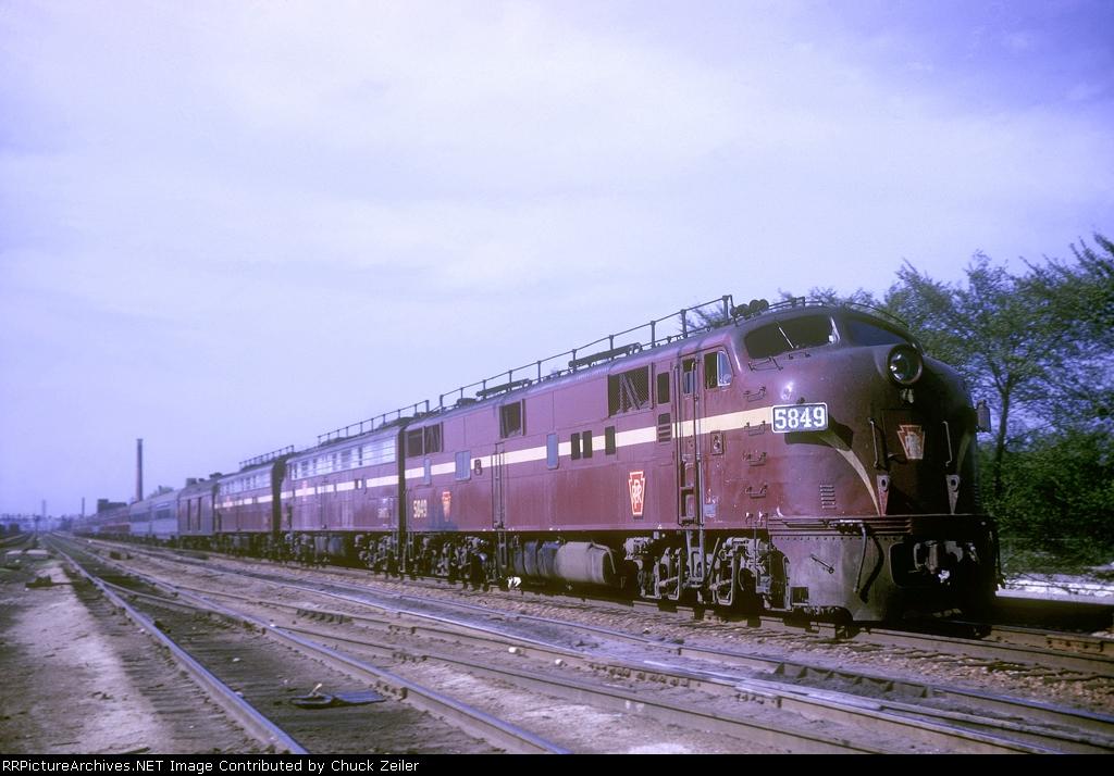 PRR E7 5849