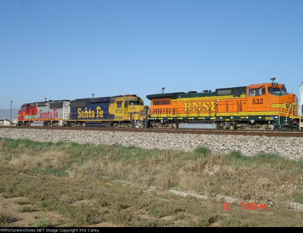 BNSF 158