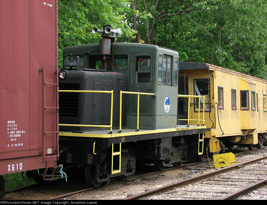3049 is still out of service