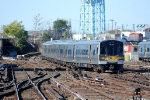 LIRR departing Jamaica