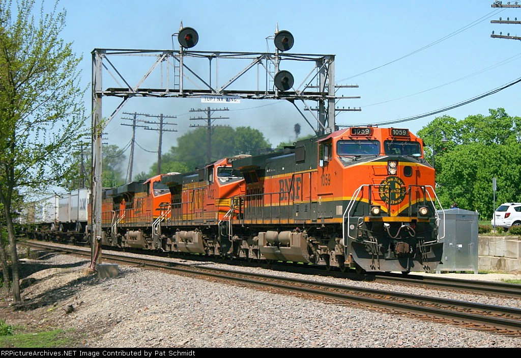 BNSF 1059