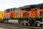 BNSF 7408 on the TRE