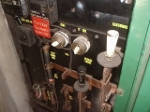 Circuit panel with trolley/3rd rail switch of CNSM 714