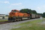BNSF 5984 (NS #734; DPU)