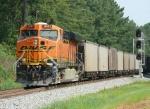 BNSF 6081 (NS #733; DPU)