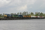Q605 at Mulat Bayou
