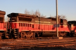 Providence & Worcester Railroad - 3907