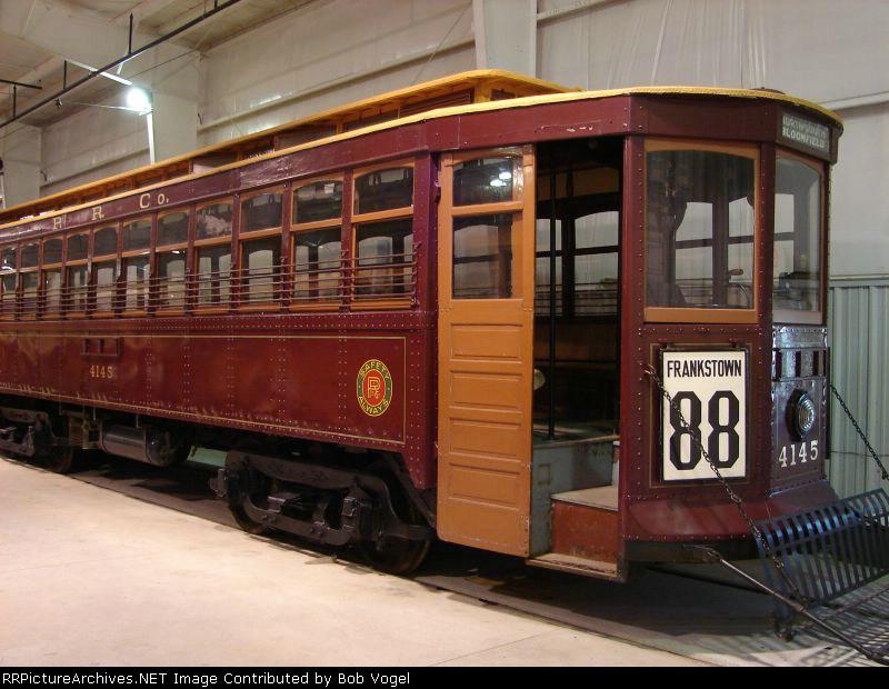 Pittsburgh Railways 4145