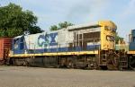 CSX 5911 on W014