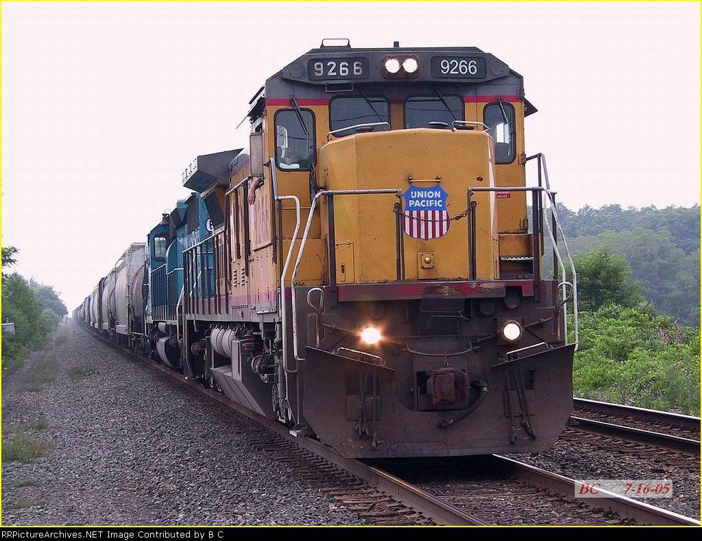 UP 9266  07/16/2005