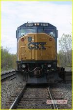 CSX 8753  05/17/2005