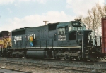Grand dad of the SD40-2