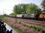 Train holding