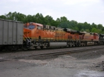 BNSF Power for PR-19