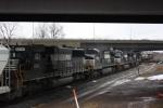 Ethanol Trains
