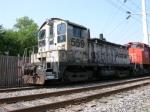 Ex-Amtrak Switcher