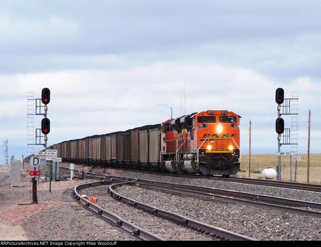 BNSF 8578