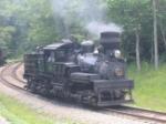 Cass Railroad Shay #4